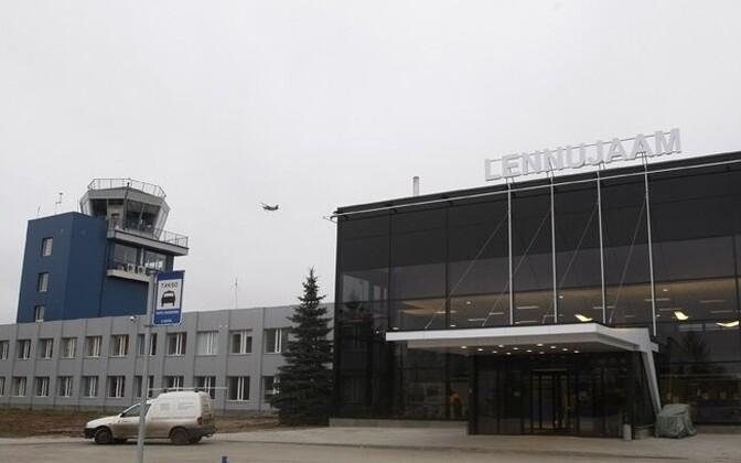Tartu Airport.