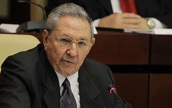 Рауль Кастро.
