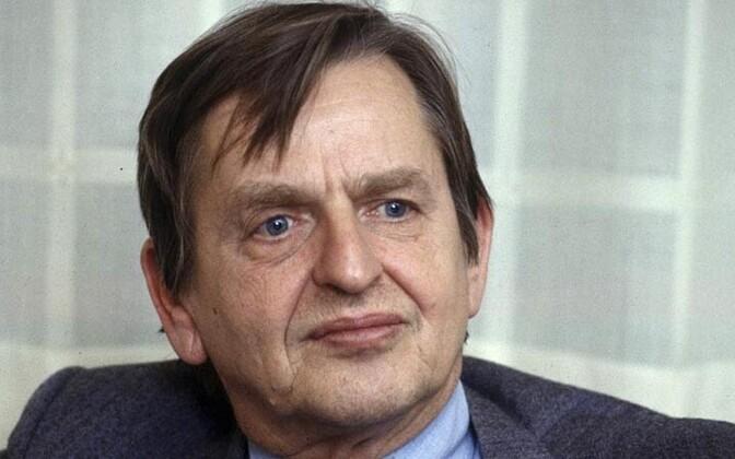 Olof Palme Reuters/Scanpix