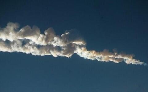 Kust pärines Tšeljabinski meteoor?