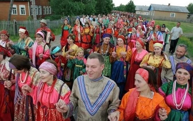 Soome-ugri rahvad