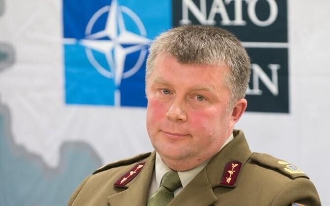 Brigadier General Meelis Kiili