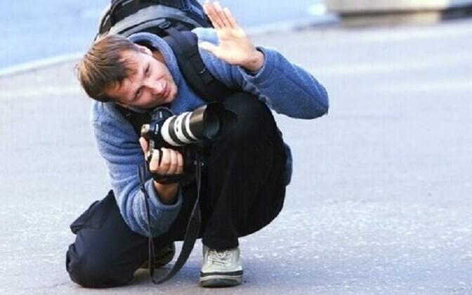 Fotograaf Jarek Jõepera