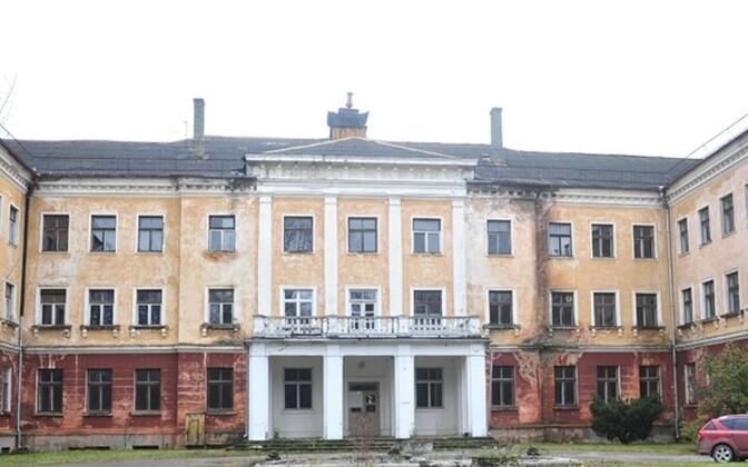 Спецшкола расположена в Тартуском уезде.