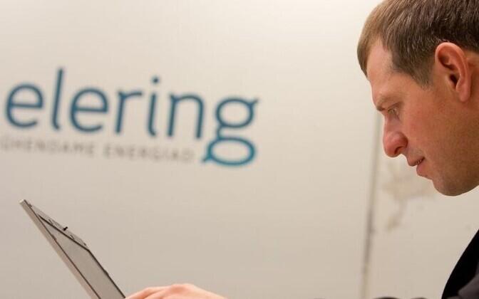 Director of Elering, Taavi Veskimägi