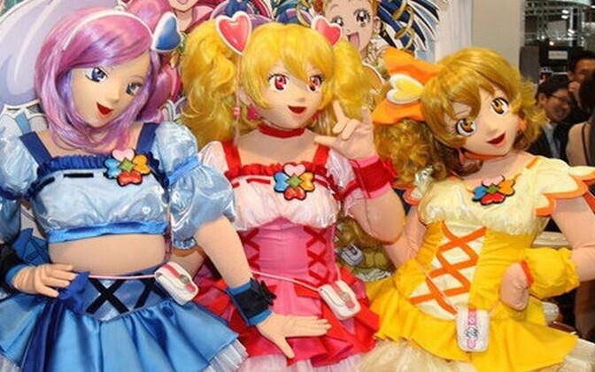 Jaapani animatsioonid jõuavad Tartusse