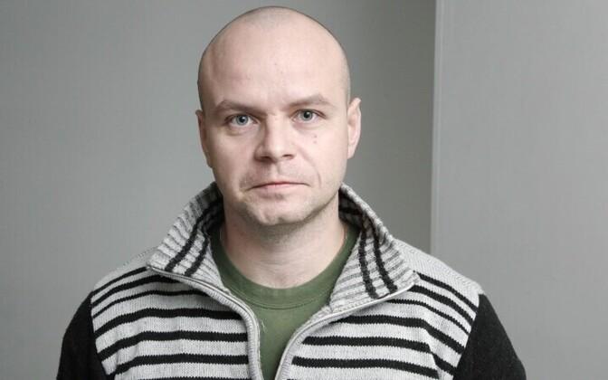 Военный историк Игорь Копытин