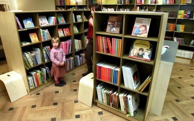 Aasta 2015 raamatusõbraks tunnistati Eesti lastekirjanduse keskus.