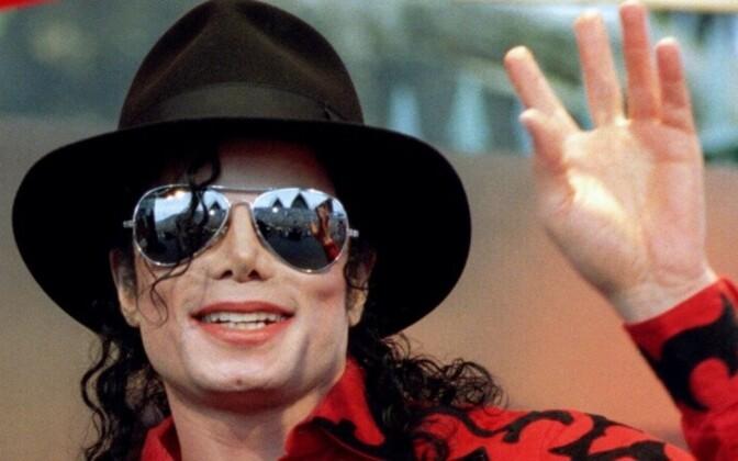 Michael Jackson suri 2009. aastal.
