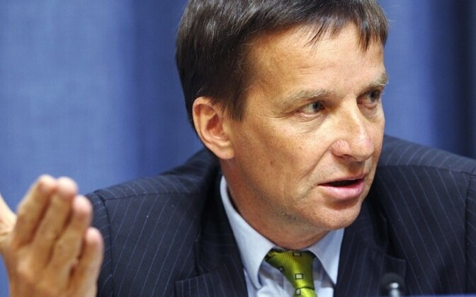 Bank of Estonia Governor Ardo Hansson