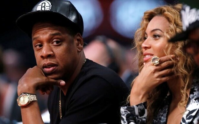 Jay-Z abikaasa Beyonce'iga