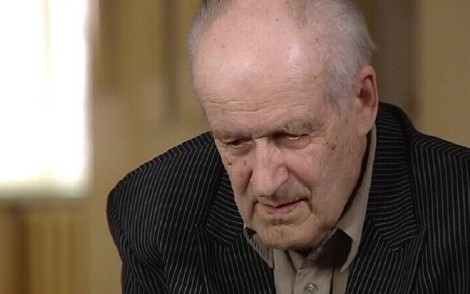 Helilooja Helmut Rosenvald