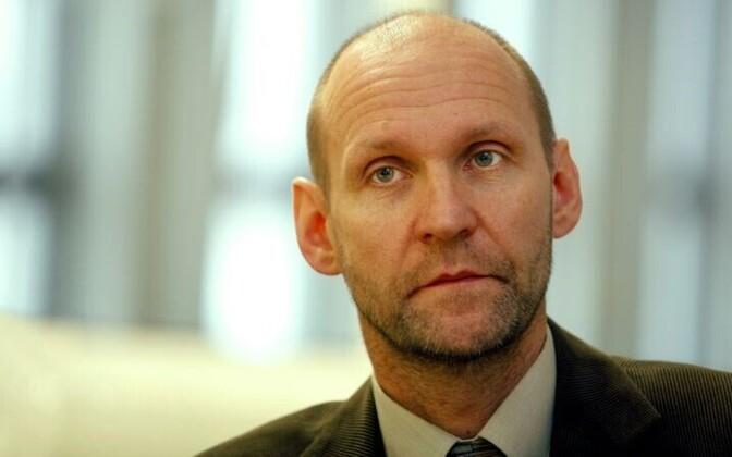 Minister of Agriculture Helir-Valdor Seeder