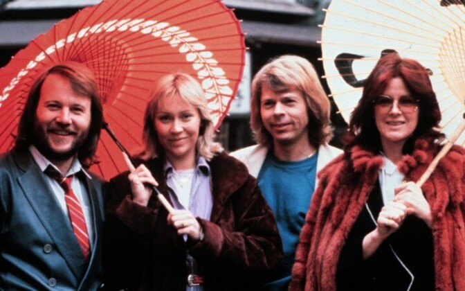 Fotod jutustavad ABBA eduloo.