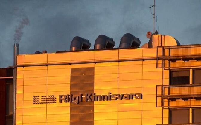 Riigi Kinnisvara AS building.