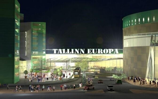 Общая сумма инвестиций в строительство комплекса составит около 90 млн евро.