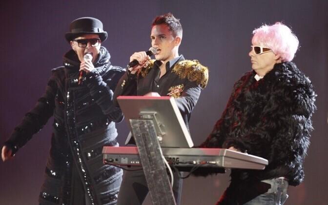 Pet Shop Boys meelitas Õllesummerile rekordarvu inimesi.