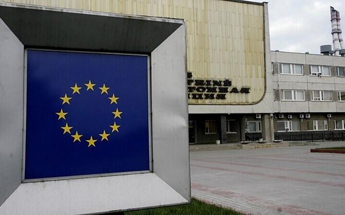 Vana Ignalina tuumajaam Visaginases Reuters/Scanpix