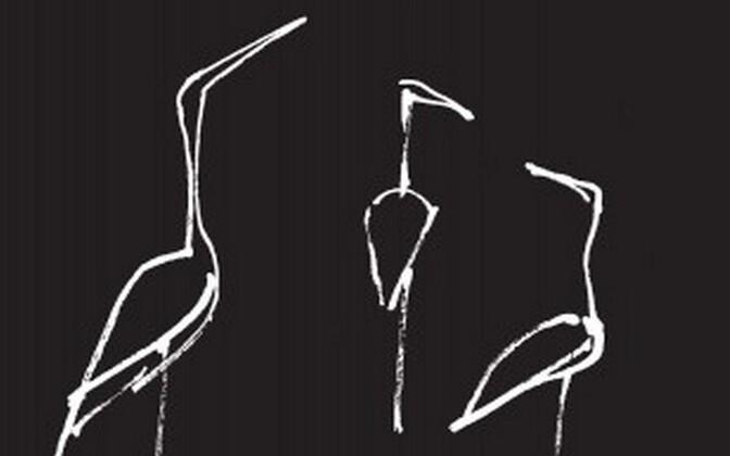 János Pusztay luuleraamatu kaas