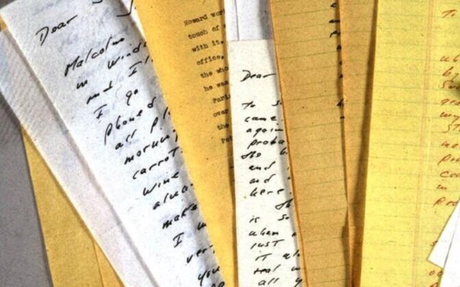 Salinger innustas oma kirjades Marjorie Sheardi.