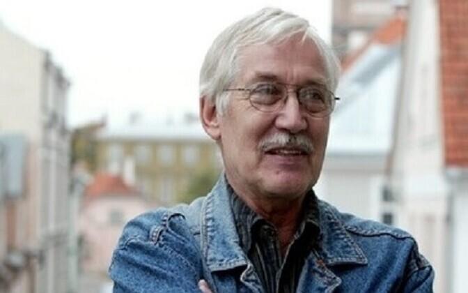 Kirjanik ja keeleteadlane Jaan Kaplinski