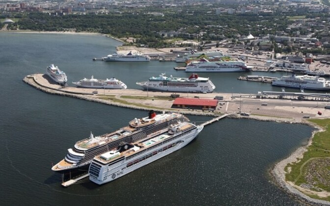 Порт Ванасадам. Иллюстративная фотография.