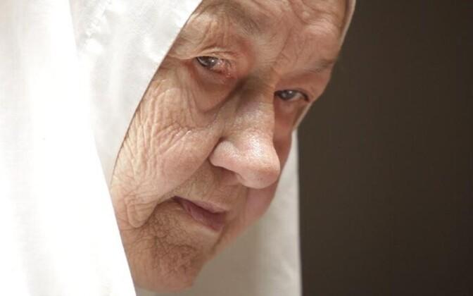 Монахиня Ксения.