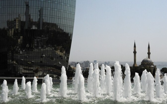 Bakuu, Aserbaidžaan.