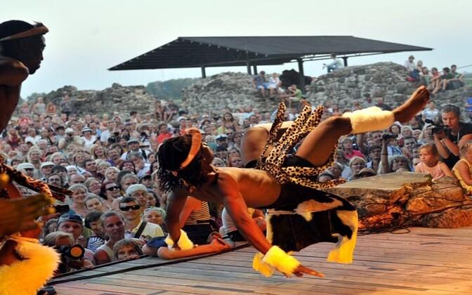 Viljandi pärimusmuusika festival 2012