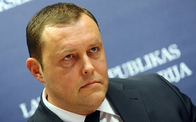 Läti siseminister Rihards Kozlovskis Reuters/Scanpix