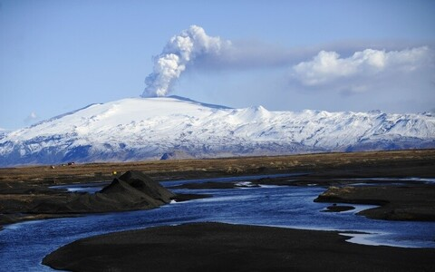 Vulkaan Eyjafjallajökull