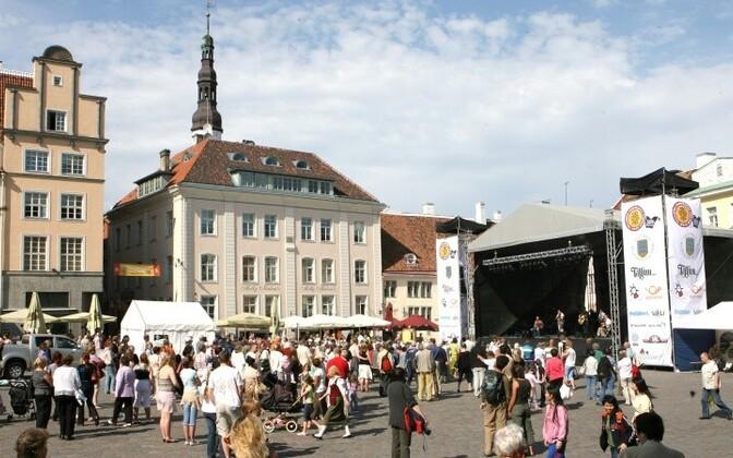 Tallinna Vanalinna Päevad toimuvad 32. korda.