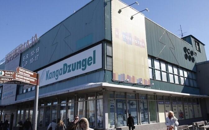 b8d9560f4ac Tartu linn andis loa vana kaubamaja lammutamiseks | Eesti | ERR