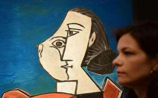 Põletatud maalide hulka kuulusid ka Pablo Picasso teosed