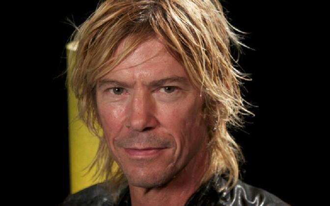 Guns N' Rosesi endine bassimängija Duff McKagan