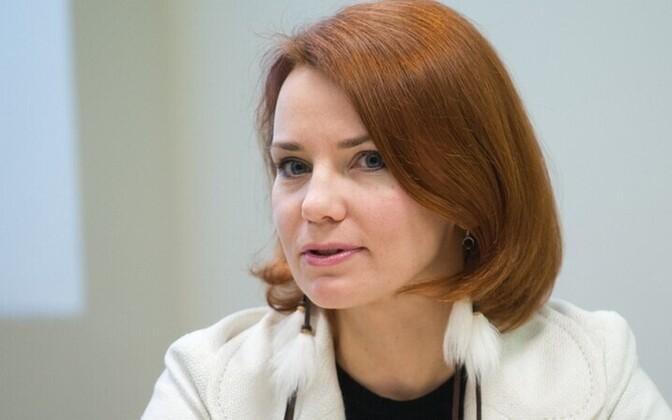 Minister of the Environment Keit Pentus-Rosimannus