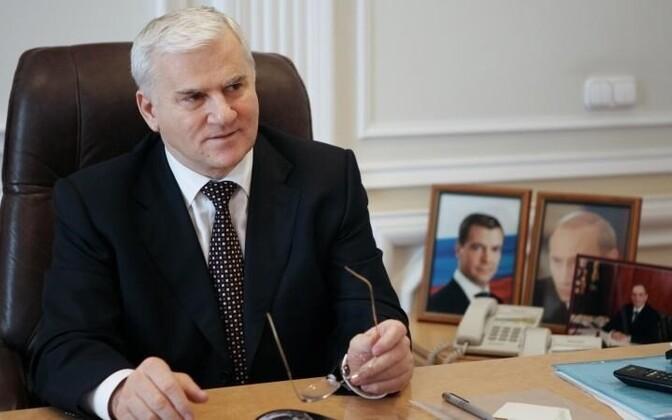 1 июня Амиров был задержан и этапирован в Москву.