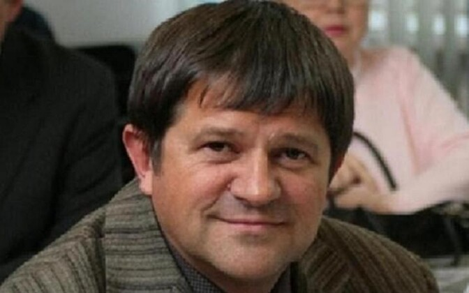 Депутат Нарвского горсобрания Федор Овсянников.