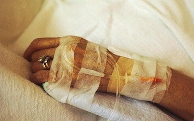 Vähiravi, sealhulgas kemoteraapia on patsiendile väga kurnav.