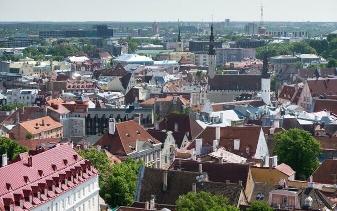 Tallinna vanalinn kuulub UNESCO kultuuripärandi nimekirja.
