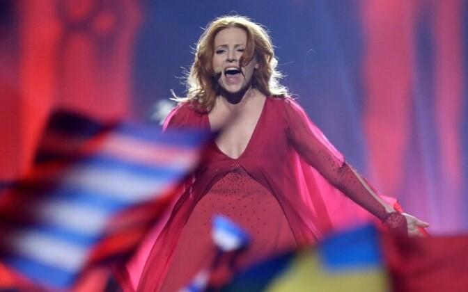 Valentina Monetta laval Malmös