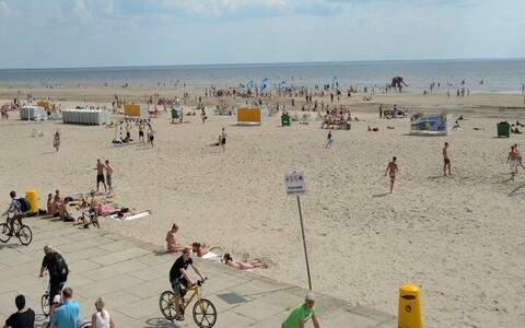 Pärnu rand Postimees/Scanpix