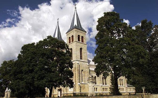 Rapla kirik.
