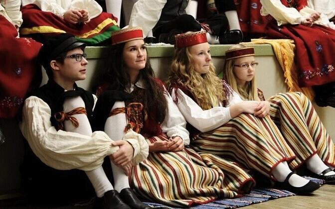 Baltica teeb kummarduse pärimuskultuurile.