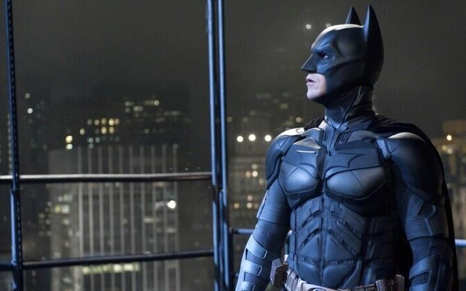 Christian Bale Batmani rollis.