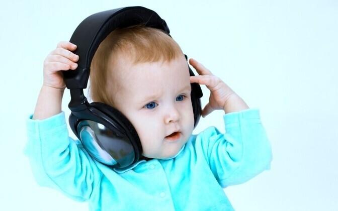 Klassikaline muusika mõjub beebidele hästi