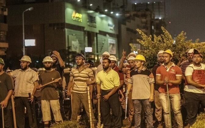 Mursi supporters