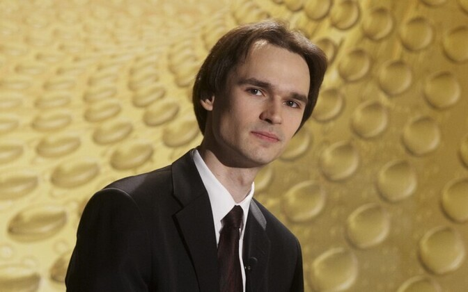 Pianist Mihkel Poll