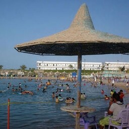 Hurghada kuurort.