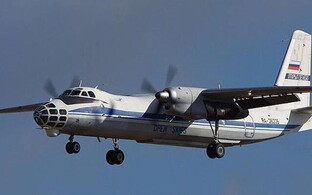 Самолет Ан-30Б.